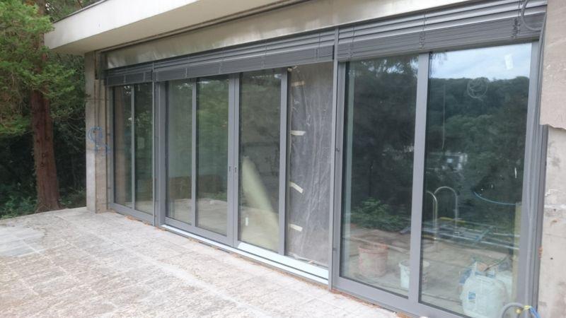 Drzwi balkonowe 2