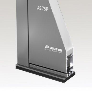 Drzwi Aluminiowe as 76p