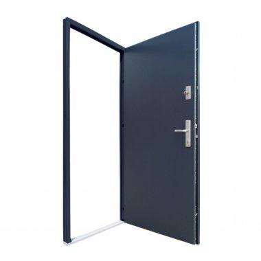 Drzwi Stalowo - Aluminiowe