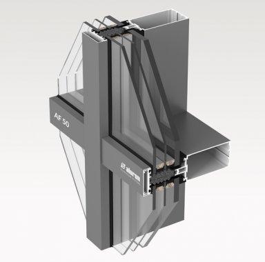 fasada aluminiowa AF-50