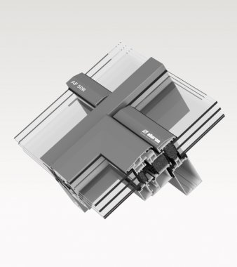 AF-50R systemy aluminiowe okno