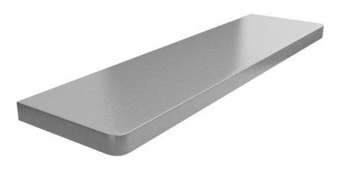 Parapet MDF Aluminium 58 800.MDF.58.KOL. 2