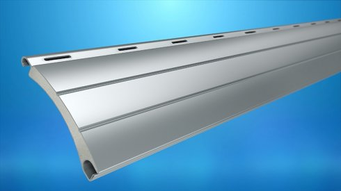 Profil aluminiowy PA-39 perforowany