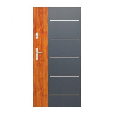 Wzory drzwi stalowo aluminiowych